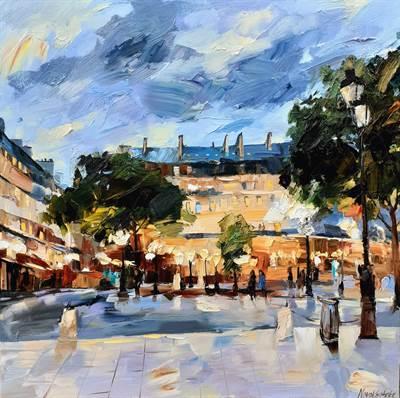 Place de la Comédie Francaise II
