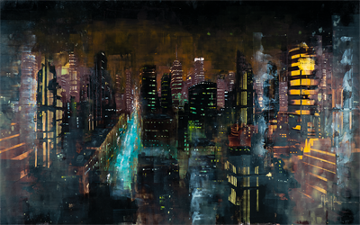 New York Night IV