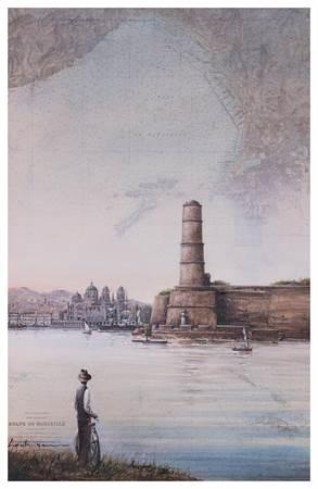 La Passe du Vieux Port - Marseille