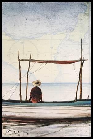 Pêcheur à l'Ombre