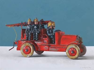 Taylor & Barret Lead Fire Engine