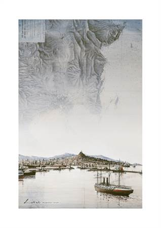 Vers Marseille