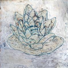 Lotus sous la Neige
