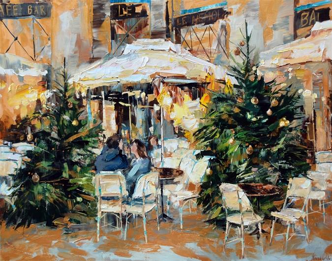 Rendez-vous au Café Le Nemours