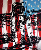STAN - One Small Step - Peinture - ArtFloor.com