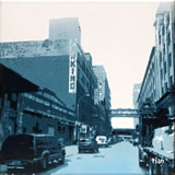 TIAN - Meatpacking District : Little West 12th Street (bl - Peinture - Exposition Galerie d'Art ArtFloor