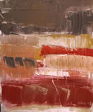 ODDO - Abstraction #RR - Peinture - ArtFloor.com